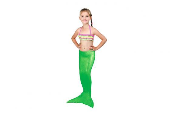 Nageoires sirène - pour enfants entre 6 et 12 ans 3