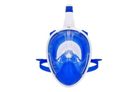 Schnorchelmaske  -  Für 180 Grad Rundum-Sicht 2