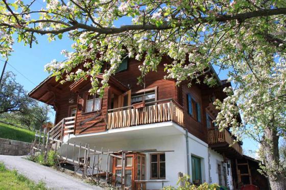 Auszeit in den Rebbergen - für 2 Personen, Gästehaus in Vex  [article_picture_small]