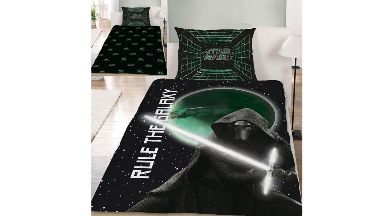 Bettwäsche Star Wars Leuchtet Im Dunkeln Kidsahoich