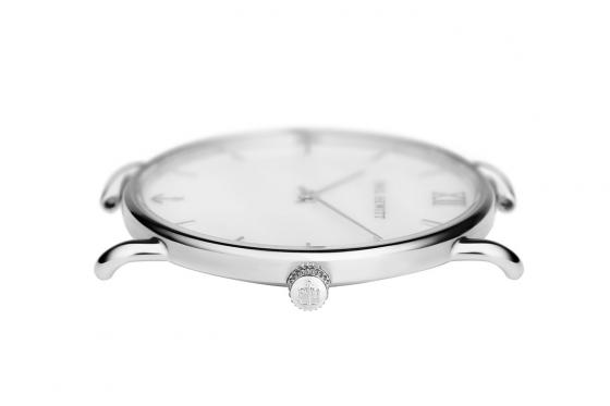 Paul Hewitt - Mermaid White Sand Stainless Steel Mesh Strap - 33mm 2