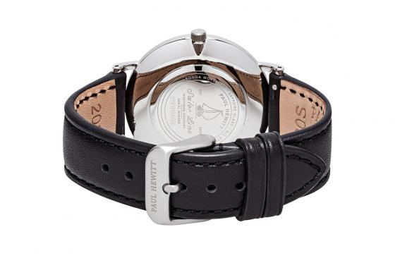 Paul Hewitt - Sailor Silver Sand Black - 39mm 1