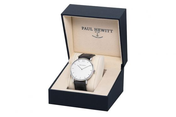 Paul Hewitt - Sailor Silver Sand Black - 39mm 3