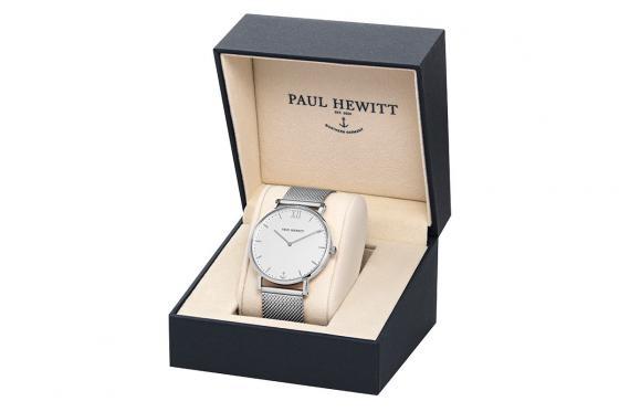 Paul Hewitt - Sailor Silver Sand Metal Silver - 39mm 3