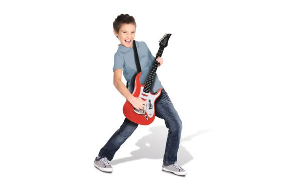 The Voice Kids E-Gitarre - Mit 6 Gitarrensounds 1