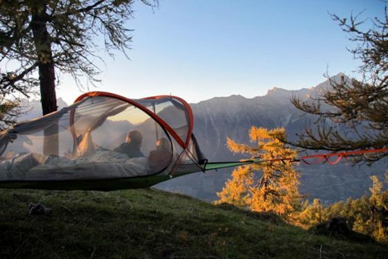 Nuit suspendue dans les arbres - pour 2 personnes, petit déjeuner compris 1 [article_picture_small]