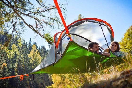 Nuit suspendue dans les arbres - pour 2 personnes, petit déjeuner compris 3 [article_picture_small]
