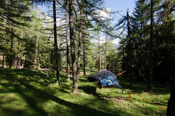 Nuit suspendue dans les arbres - pour 2 personnes, petit déjeuner compris 6 [article_picture_small]