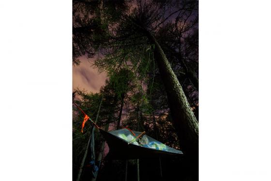 Nuit suspendue dans les arbres - pour 2 personnes, petit déjeuner compris 7 [article_picture_small]