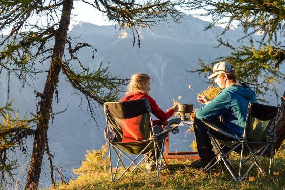 Nuit suspendue dans les arbres - pour 2 personnes, petit déjeuner compris 8 [article_picture_small]
