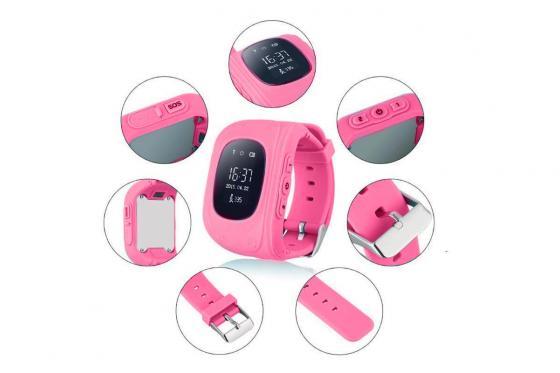 GPS Tracker pink - für Kinder 1