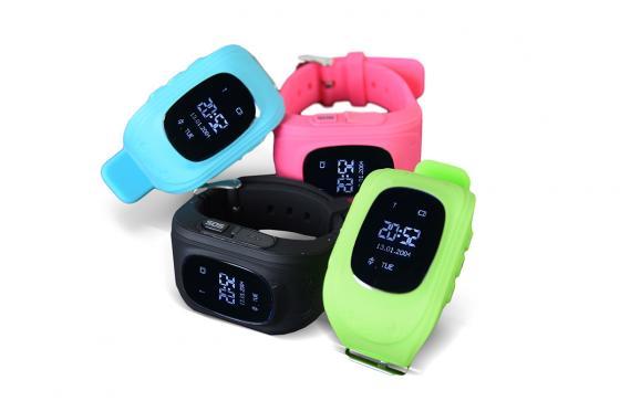 GPS Tracker pink - für Kinder 2