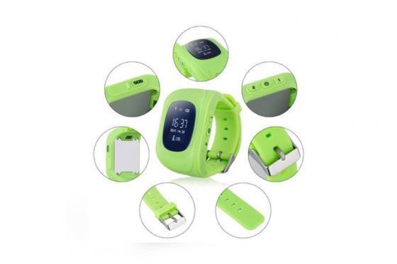 GPS Tracker grün - für Kinder 1