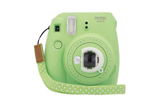 Set Fuji Instax Mini 9 - incl. 10 poses & lentille gros plan