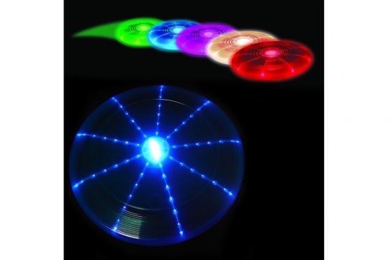 LED Frisbee   - automatischer Farbwechsel 1