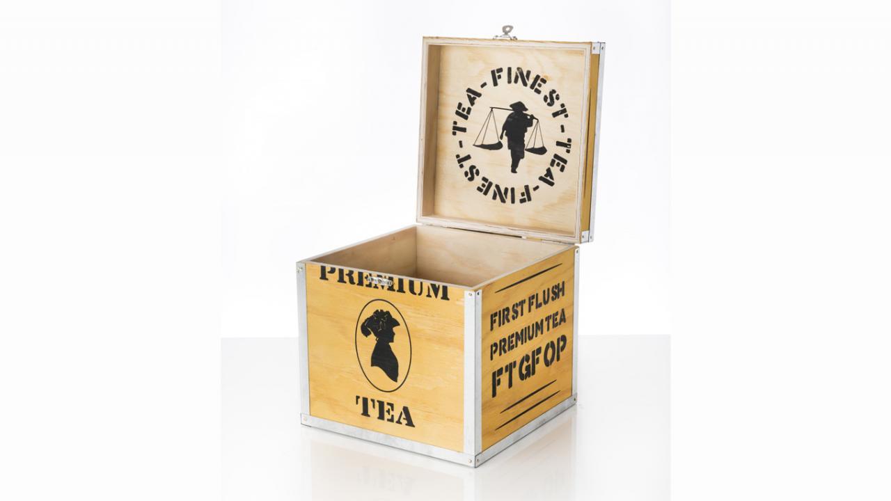 ... Coffret cadeau fleurs de thé - Thé noir 2 ... 4eb8260c832