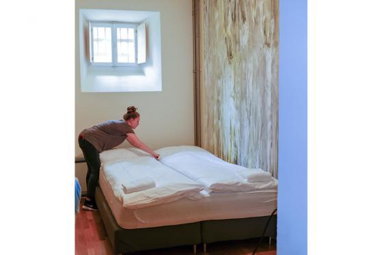 Übernachtung im Gefängnis - 1 Nacht in der Zelle des Gefängnis-Hotel Barabas für 2 Personen 2 [article_picture_small]