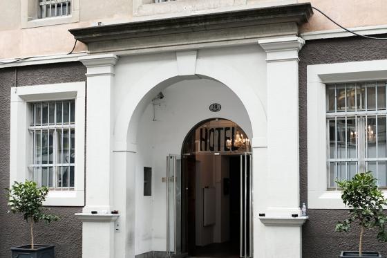 Knast-Hotel Übernachtung - 1 Nacht in der Zelle für 2 Personen 6 [article_picture_small]