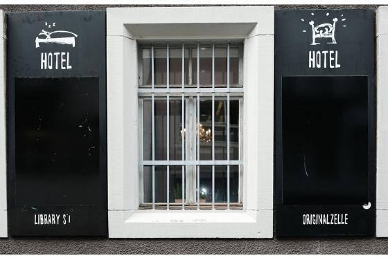 Knast-Hotel Übernachtung - 1 Nacht in der Zelle für 2 Personen 7 [article_picture_small]
