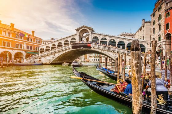 Romantik in Venedig - 2 Nächte inkl. Gondelfahrt, Eintritt in Markusturm und Dogenpalast  [article_picture_small]