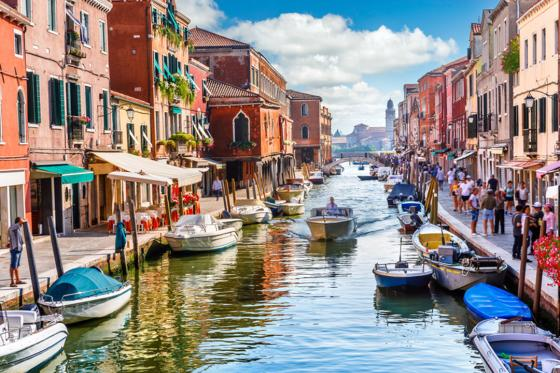 Romantik in Venedig - 2 Nächte inkl. Gondelfahrt, Eintritt in Markusturm und Dogenpalast 1 [article_picture_small]