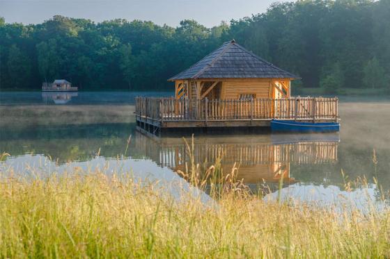 Séjour dans une cabane sur l'eau - pour 2 personnes, en demi-pension incluant la location de vélos 1 [article_picture_small]