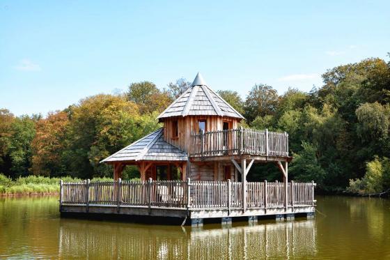 Séjour dans une cabane sur l'eau - pour 2 personnes, en demi-pension incluant la location de vélos 4 [article_picture_small]