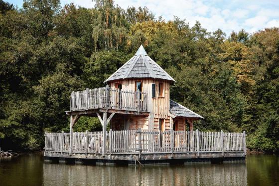 Séjour dans une cabane sur l'eau - pour 2 personnes, en demi-pension incluant la location de vélos 10 [article_picture_small]