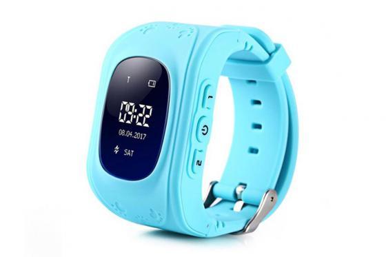 GPS Tracker bleu - pour enfant 1