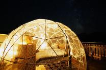 2 Übernachtungen in Bubble-Suite - 2 Übernachtungen  für 2 Personen