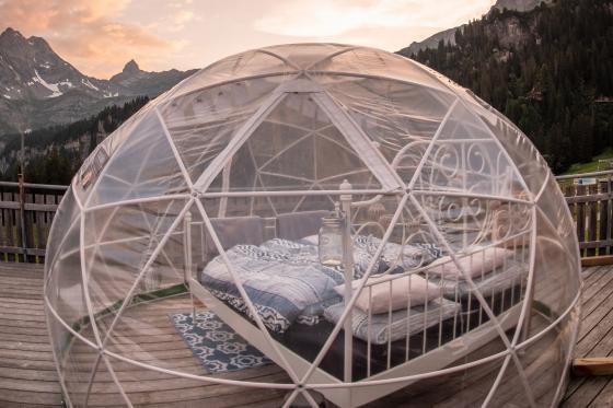 2 Nächte Bubble-Suite & Whirlpool - 2 Übernachtungen für 2 Personen 2 [article_picture_small]
