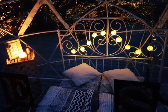 2 Nächte Bubble-Suite & Whirlpool - 2 Übernachtungen für 2 Personen 3 [article_picture_small]
