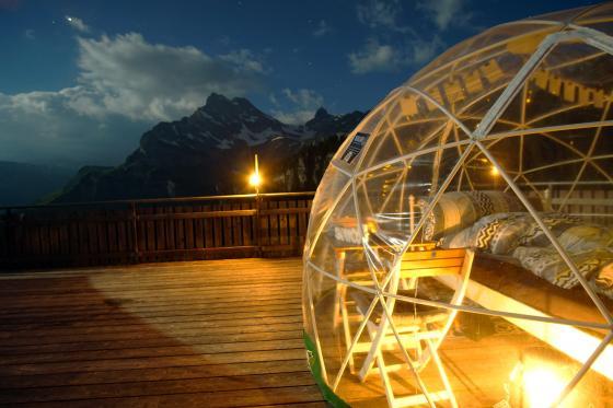 2 Nächte Bubble-Suite & Whirlpool - 2 Übernachtungen für 2 Personen 10 [article_picture_small]
