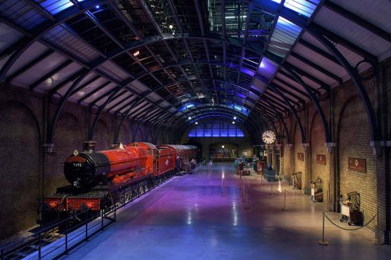 London entdecken - inkl. Warner Bros. Studio Tour