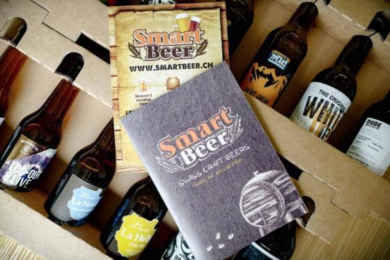 Abo de bières artisanales suisses - livraison à la maison durant 3 mois + set de dégustation 1 [article_picture_small]
