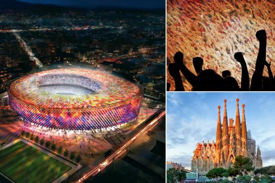 FC Barcelona Tickets - für 2 Personen inkl. 3 Übernachtungen  [article_picture_small]