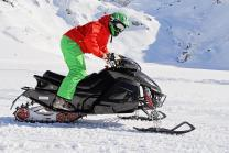 Schneetöff & Fondue für 2 - Schnee Action in Engelberg