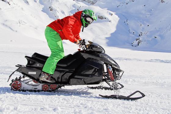 Motoneige & Fondue pour 2 - Action dans la neige à Engelberg  [article_picture_small]