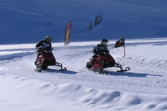 Motoneige & Fondue pour 2 - Action dans la neige à Engelberg 4 [article_picture_small]