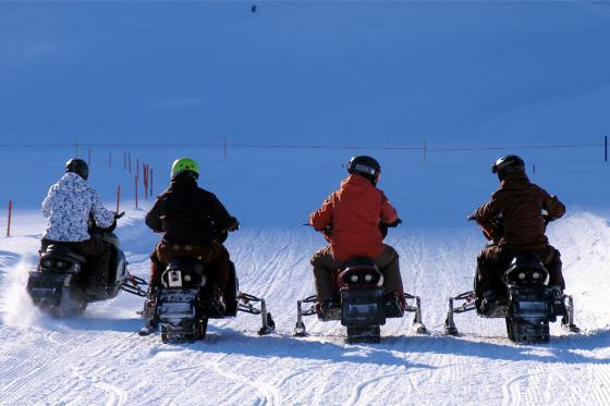 Motoneige & Fondue pour 2 - Action dans la neige à Engelberg 5 [article_picture_small]