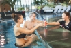 aquabasilea Wellness Tag für 2-Bad, Sauna & Hamam Tageseintritt 4