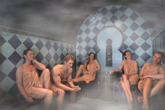 aquabasilea Wellness Tag für 2 - Bad, Sauna & Hamam Tageseintritt 6 [article_picture_small]