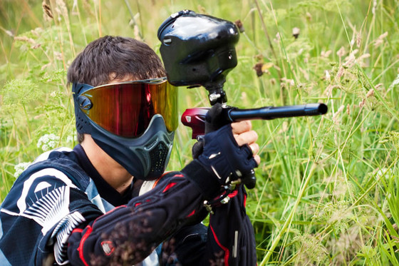 Paintball spielen, 1 Stunde - Paintball spielen in Emmen  [article_picture_small]