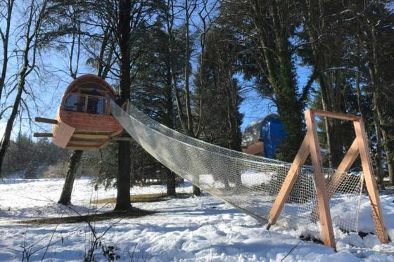 Nuit insolite dans une cabane - 1 nuit dans les arbres pour 2 personnes en demi-pension 9 [article_picture_small]
