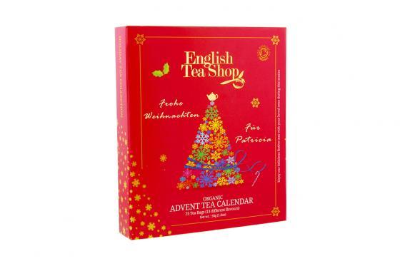 Tee-Adventskalender - personalisierbar