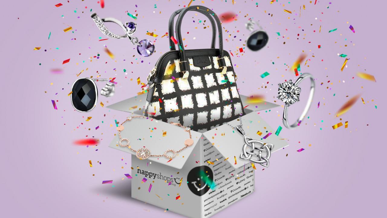 c2b6065f466 Box bijoux   accessoires - Pour femme - Surprises d une valeur de plus de  ...