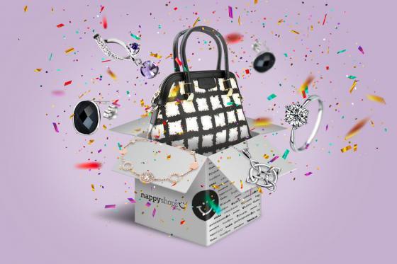 Box bijoux & accessoires - Pour femme - Surprises d'une valeur de plus de CHF 120.-