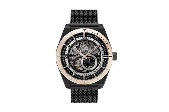 Hugo Boss - Signature timepiece collection skeleton 1513655