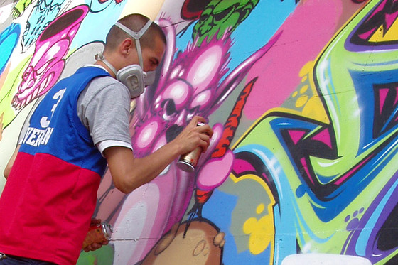 Graffiti Workshop - für 2 Personen  [article_picture_small]