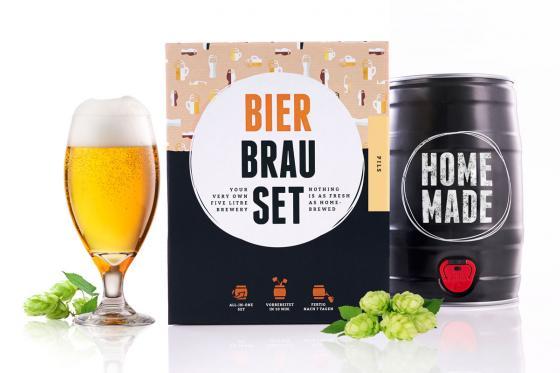 Bierbrauset Homemade - Pils